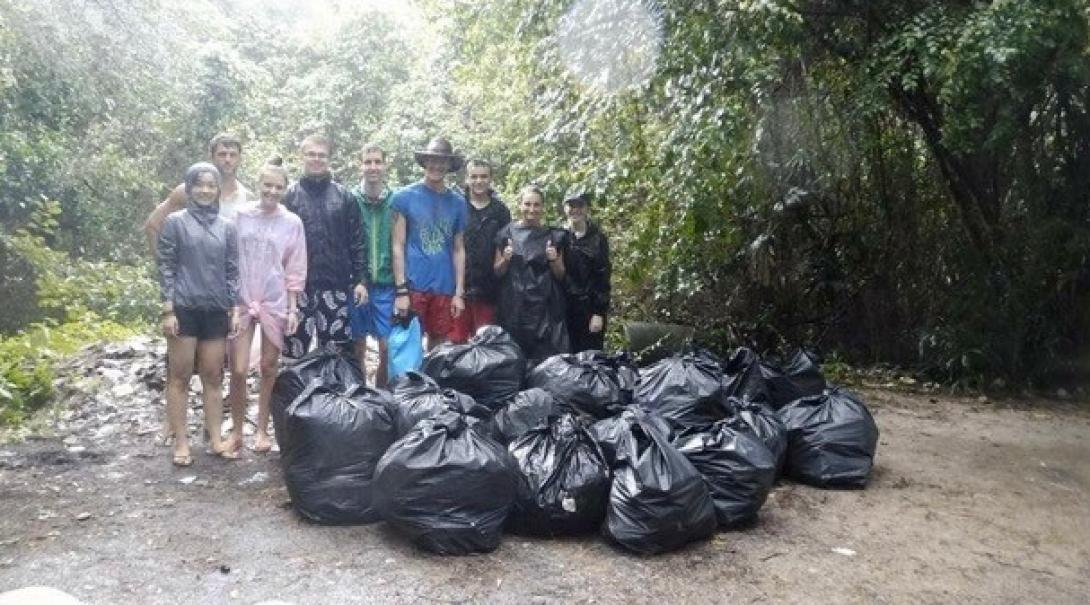 Amy den Teuling – Natuurbehoud en milieu in Thailand